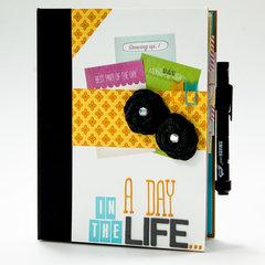 A Day in the Life... Mini Album COVER