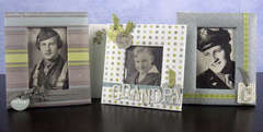 Father's Day Vintage Photo Frames