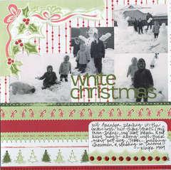 White Christmas Circa 1959