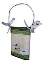 Merry Christmas Gift Card Tin