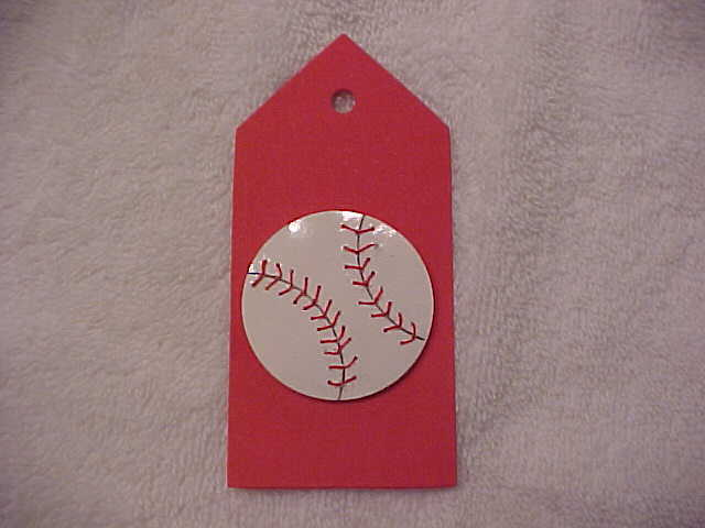 Baseball Tag for Swap