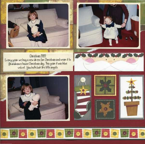 Christmas 1985