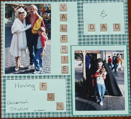 Valerie & Dad 8x8