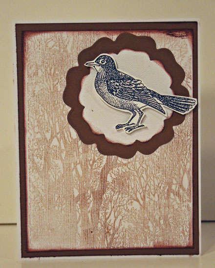 Bird Crd