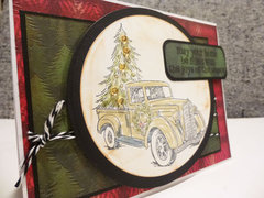 Chistmas Truck