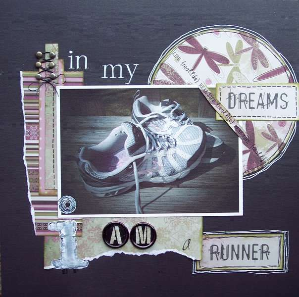 in my dreams i am a runner