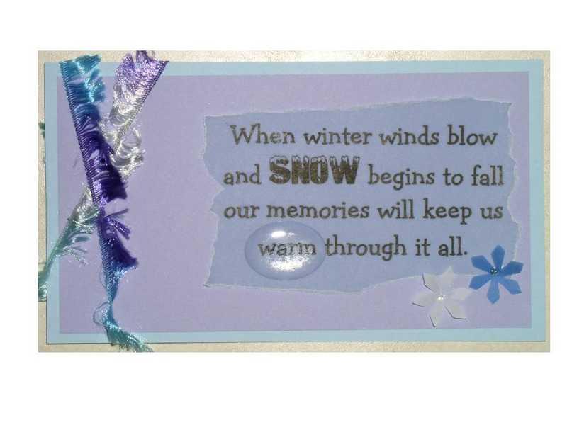 poem swap -winter