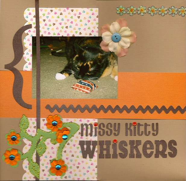 Missy Kitty Whiskers
