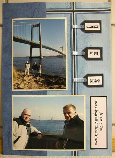 The Lillebaelts Bridge