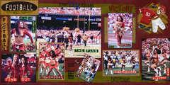 Football - A Cheerleader's Perspective
