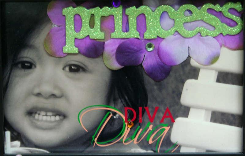 MJ Princess Diva - Totally Love