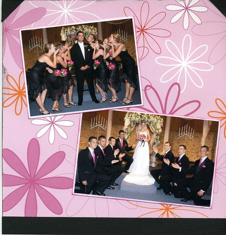 Wedding Party, page 2