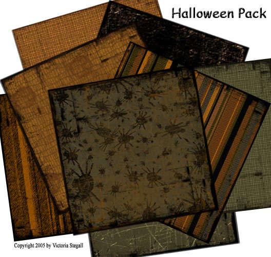 Halloween papers