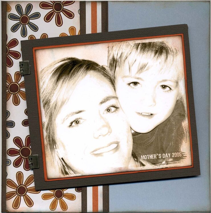 Mom's Day 2005