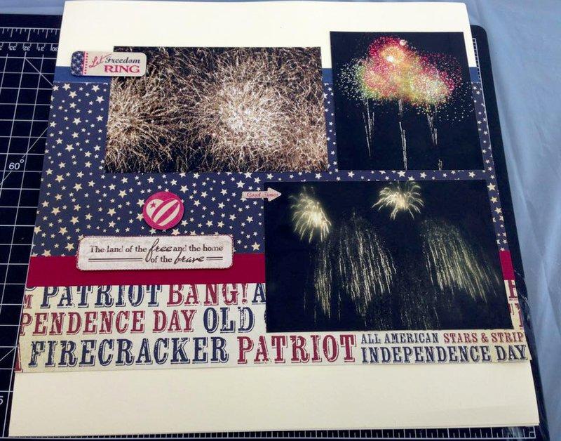 Allen fest fireworks