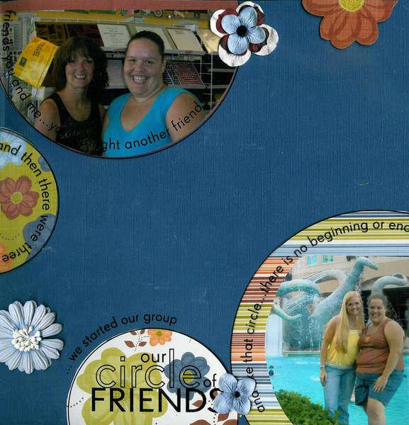 Circle of Friends-Phi Kappa Scrappa