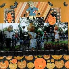 Scarecrows of Disney