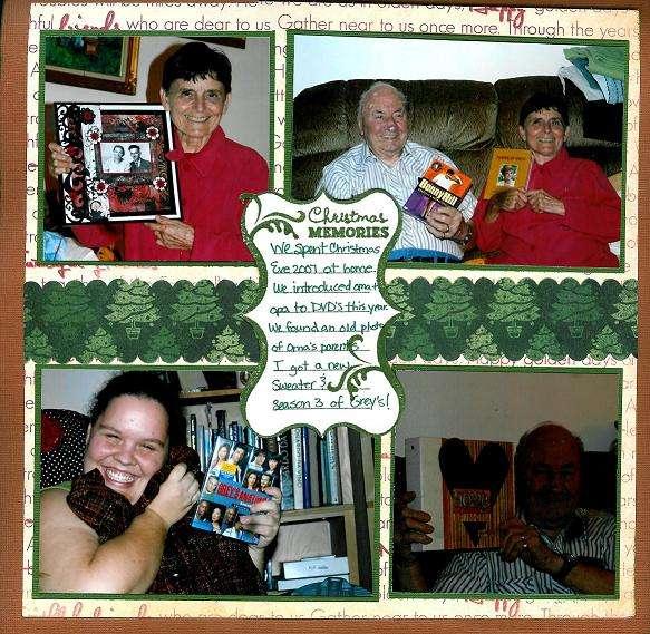 Christmas Memories 2007