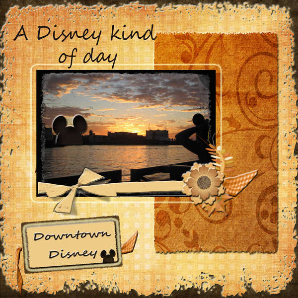 A Disney Kind of Day