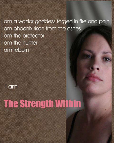I am Strength