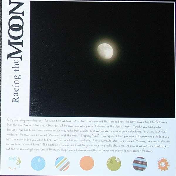 Racing The Moon