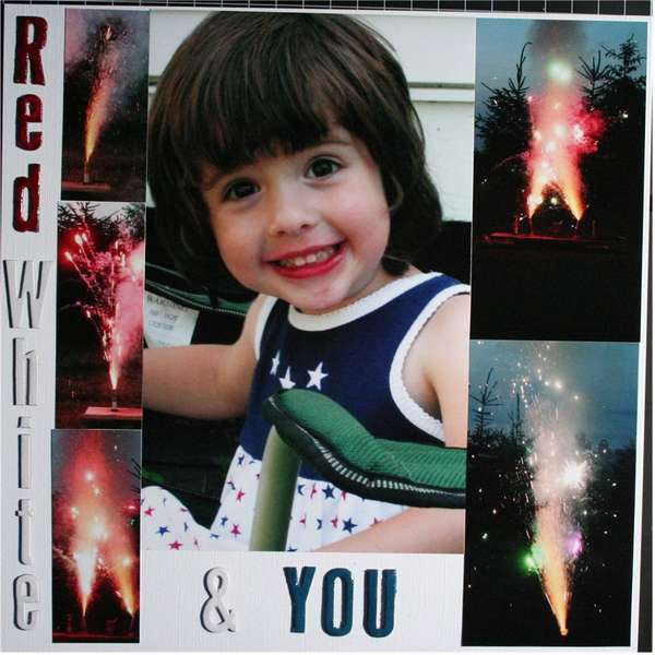Red White and You