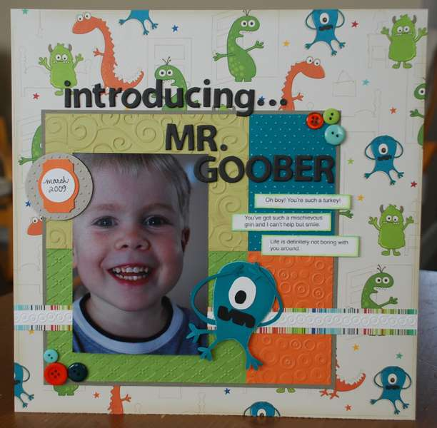 Mr. Goober