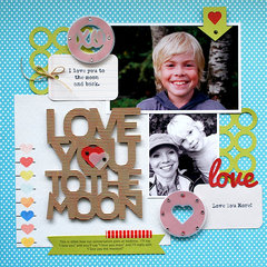 Love You To The Moon