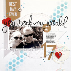 You Rock My World