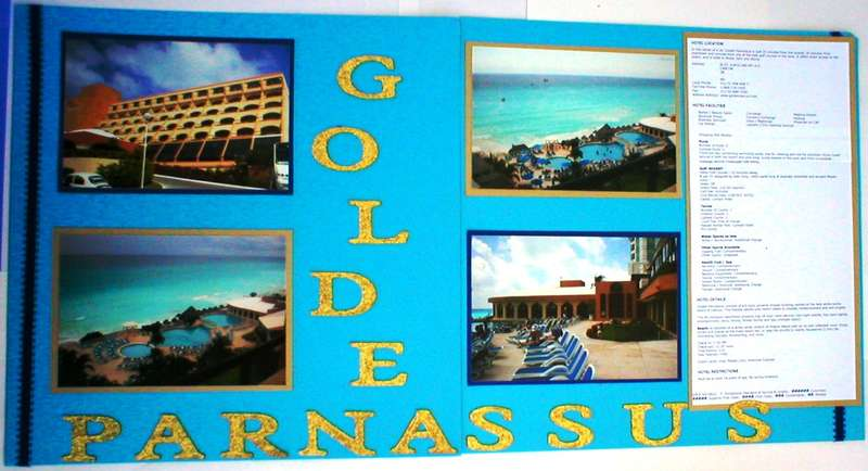 Our Hotel - The Golden Parnassus