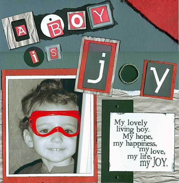 Boy is Joy