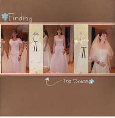 Finding The Dress