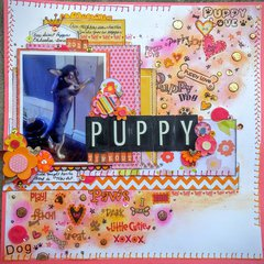 Puppy Timeout!