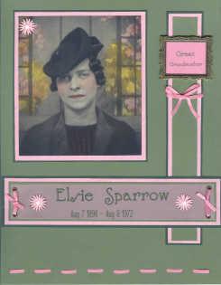 Elsie Sparrow~