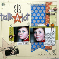 Sir Talk-A-Lot