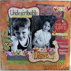 Undescribable Love