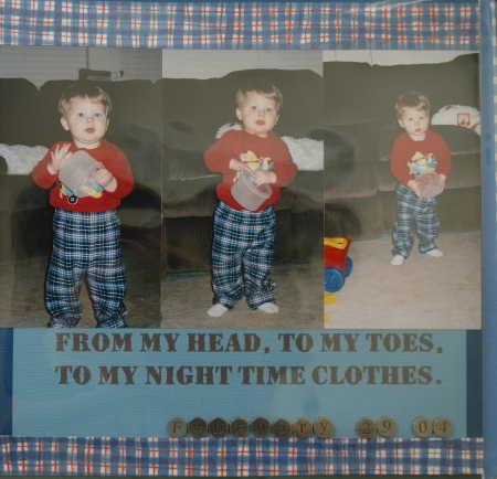 Pajama Time!R