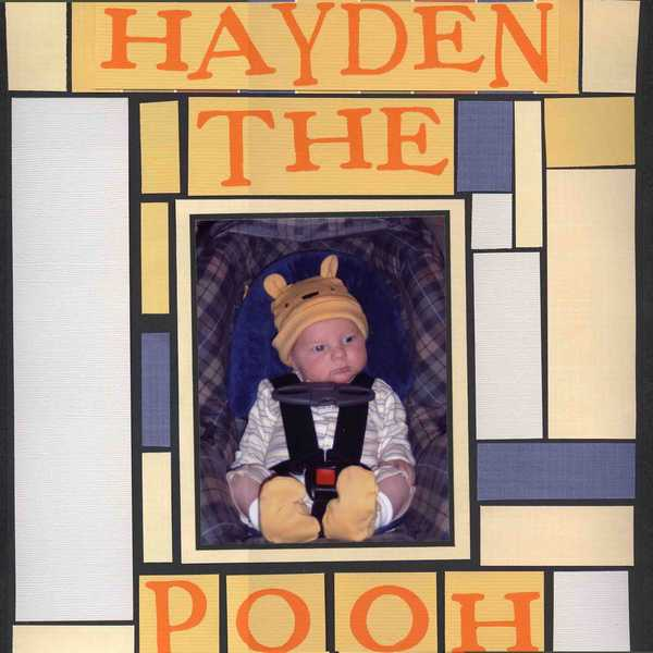Hayden the Pooh