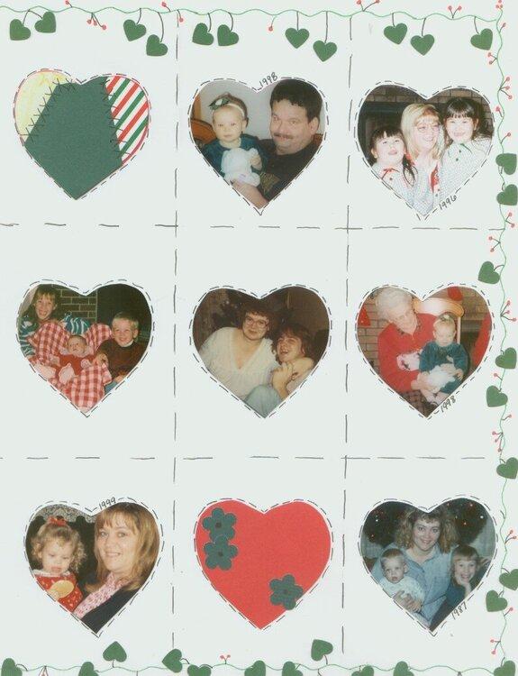 Family Love blocks