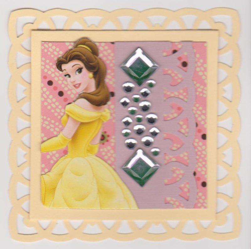 Belle journal box