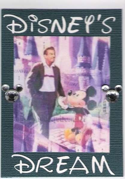 Disney's Dream ATC