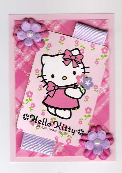 Hello Kitty ATC