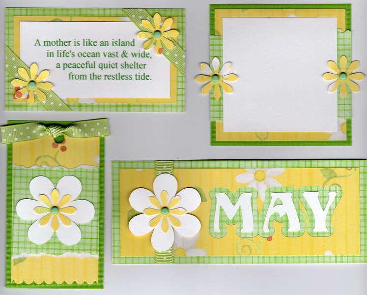 May page kit
