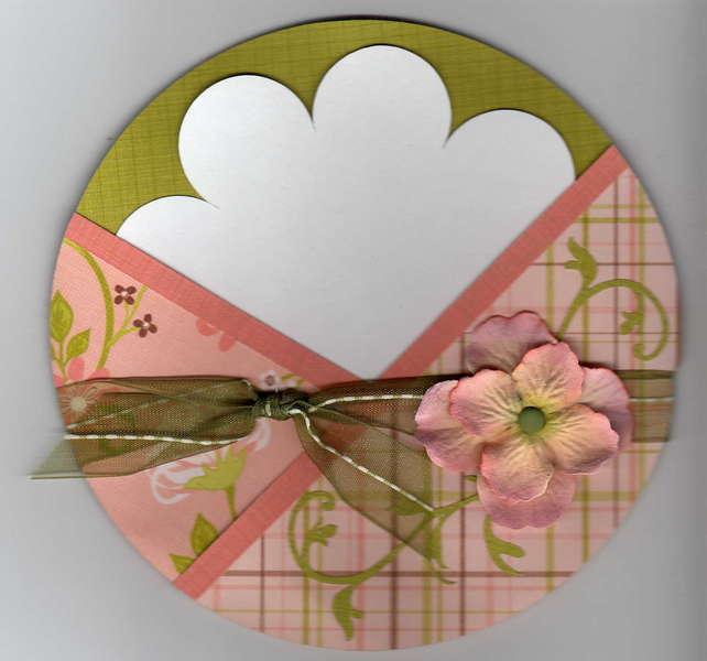 criss cross flower cd