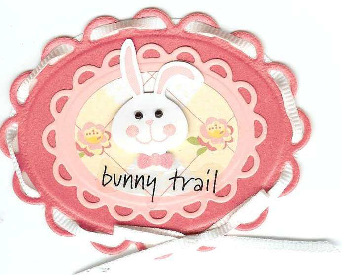 bunny medallion