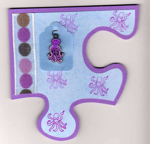 octopus puzzle piece