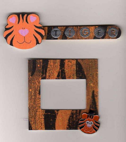 Tiger items