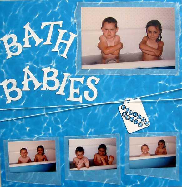 Bath babies