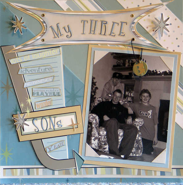 My Three Sons (Page 1)