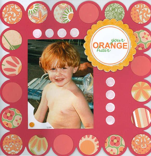 Your Orange Hair